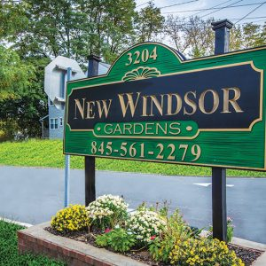 New Windsor Gardens Welcome