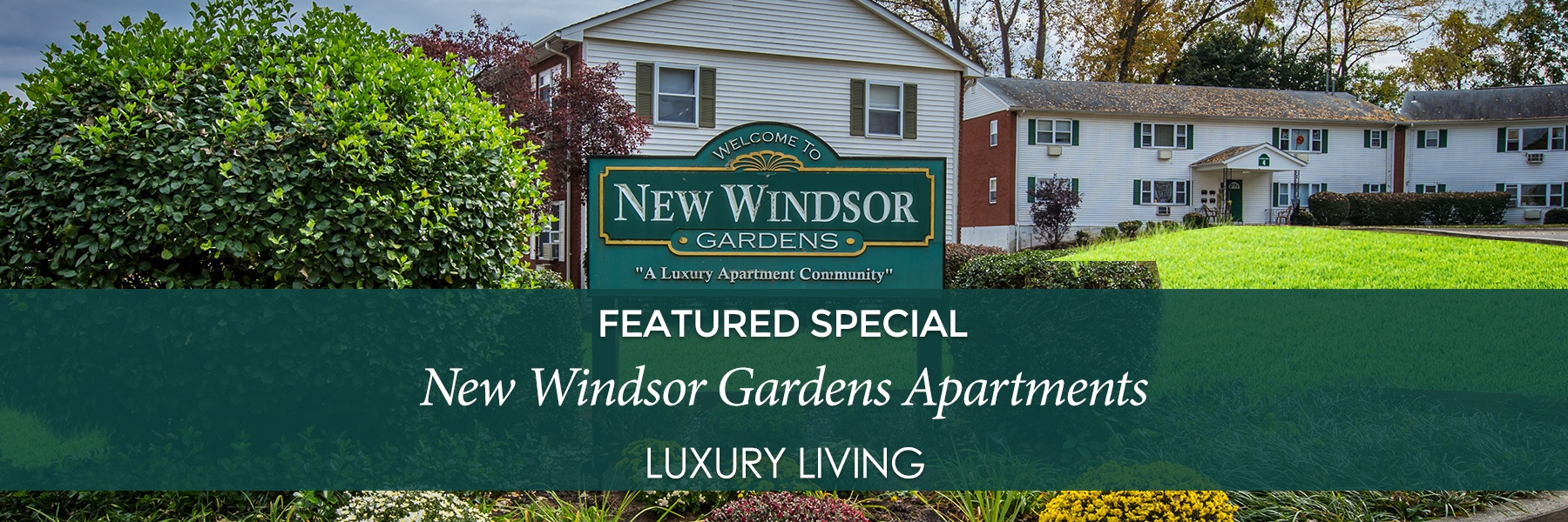 New Windsor Gardens Apartments For Rent in New Windsor, NY Specials